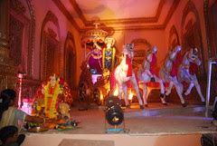 Zubeida's Durga Pandal Vakola by firoze shakir photographerno1
