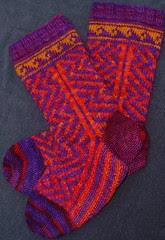 2 socks