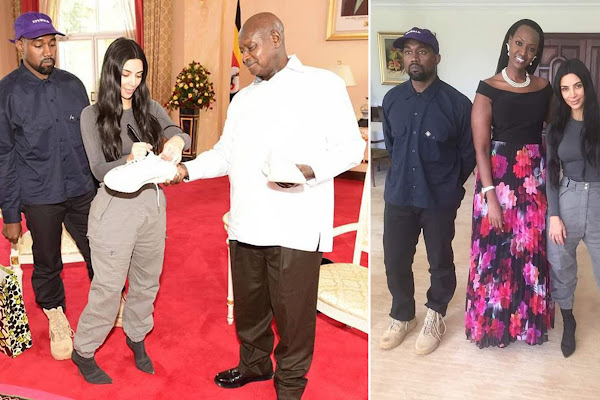e65cd4c0d39 Google News - Kanye West meets Uganda President Museveni - Overview