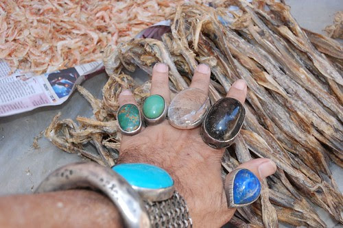 Dried Bombay Ducks And My Cosmic Rings by firoze shakir photographerno1
