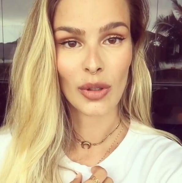 Yasmin Brunet (Foto: Reprodução / Instagram)