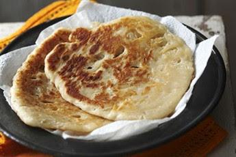 Indian coconut bread recipe