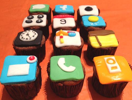 Cupcakes Iphone