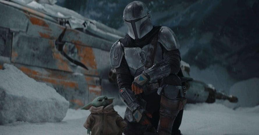 Jon Favreau Pedro Pascal The Mandalorian Star Wars Peyton Reed