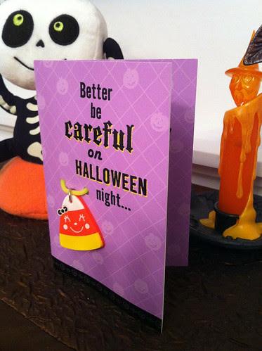 Hallmark Halloween Greeting Cards