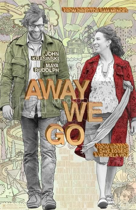 Away We Go Um Lugar para Viver