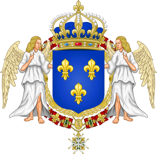 http://upload.wikimedia.org/wikipedia/commons/thumb/8/8b/Royal_Coat_of_Arms_of_France.svg/610px-Royal_Coat_of_Arms_of_France.svg.png