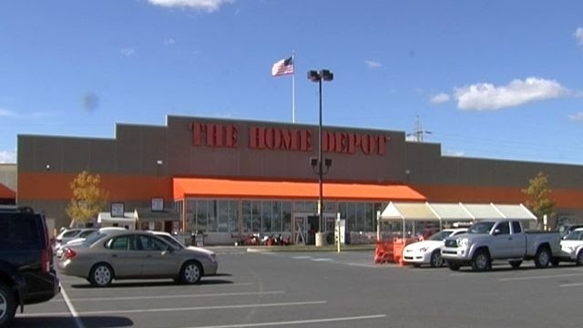 Alleged shoplifter bites Home Depot security guard
