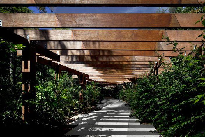 Lush @ Hotel Boa Vista by Isay Weinfeld in Sao Paulo, #Brazil