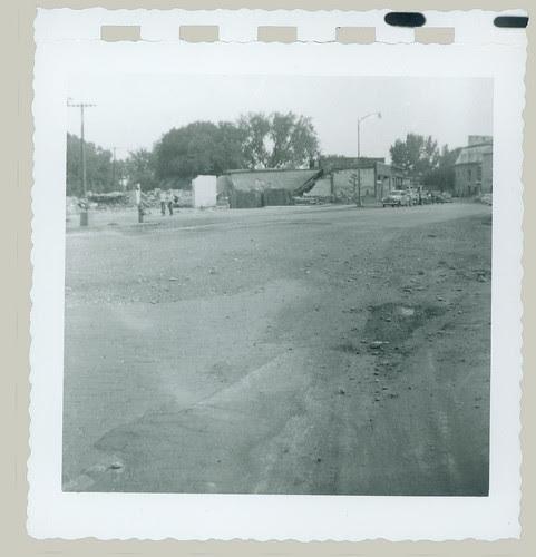 Ottawa Kansas Flood 1951