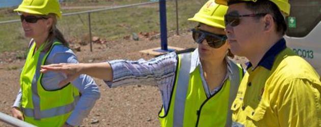 Executivo de mineração da China prefere investir na agricultura da Austrália para atender a demanda alimentar da China
