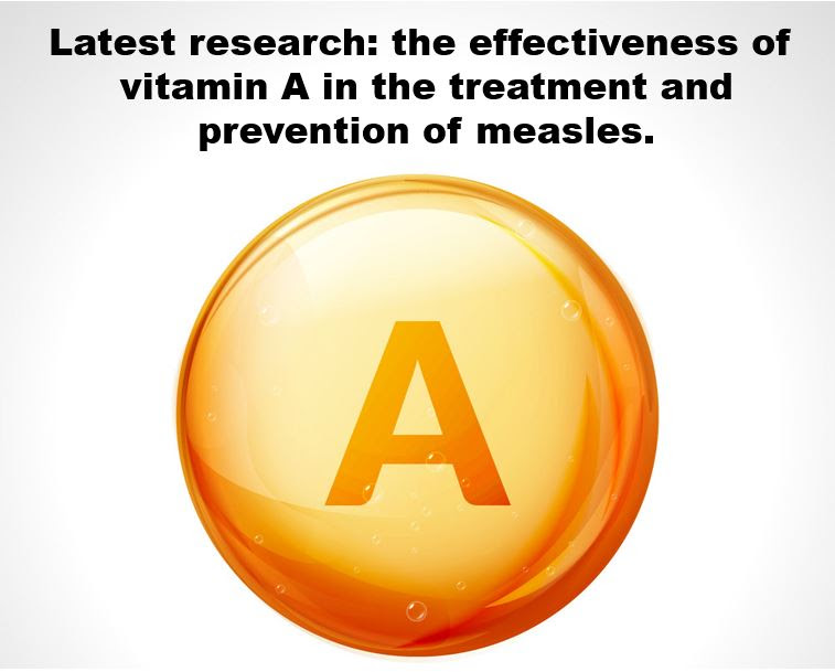Vitamin A fights the measles in an unexpected way! - Dr. Serge