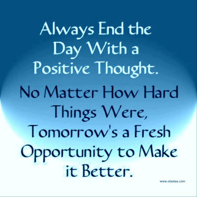 At The End Of The Day Quotes. QuotesGram - 1 Quotes