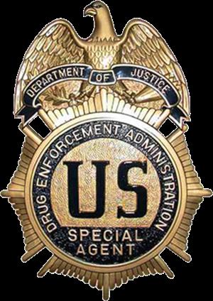 DEA badge C