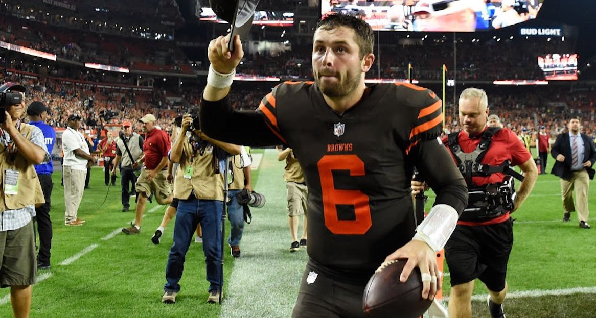 Image result for browns win