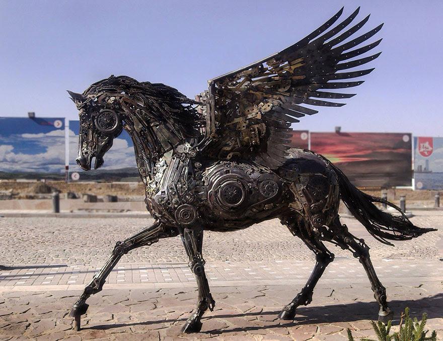 esculturas-steampunk-animales-hasan-novrozi (2)