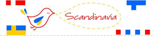 Scandinavian week on the &Stitches blog!