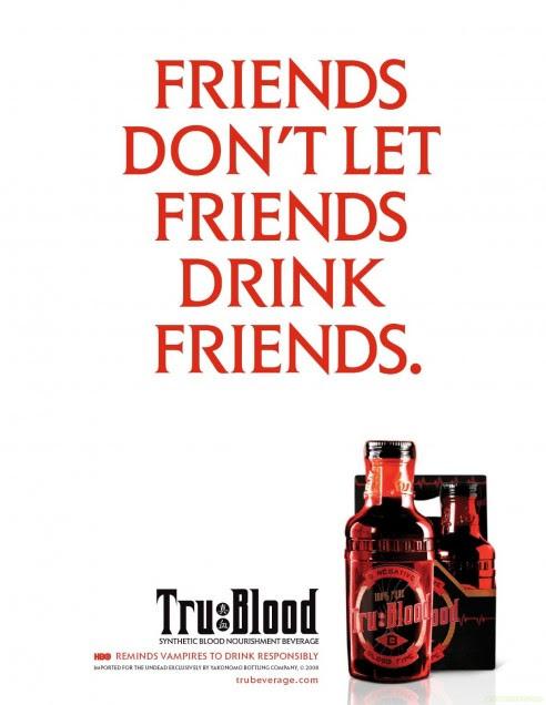 true blood season 3 poster. True Blood – New Promotional