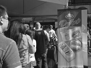Ghirardelli Wine Festival - Dofino again