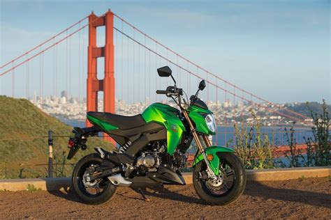 2020 Honda Grom 125 Review