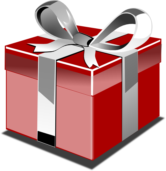Christmas Gift Box Clip Art Birthday Gifts Picture Png Download 582 598 Free Transparent Gift Png Download Clip Art Library