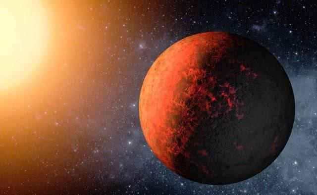 πλανήτης διάστημα