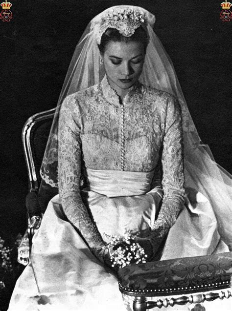 The Wedding of the Century in Monaco ~ Grace Kelly wed HSH