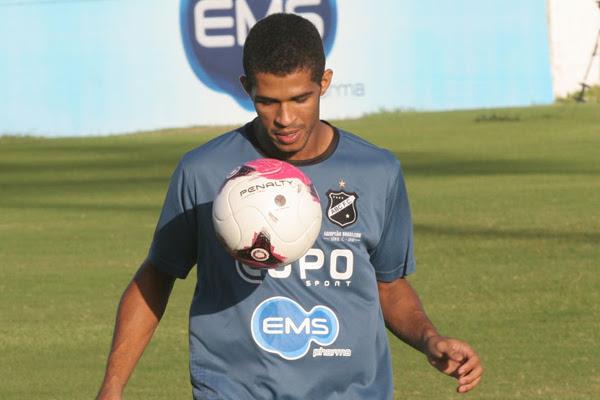 Alvinho deve ser emprestado para a equipe do Figueirense/SC