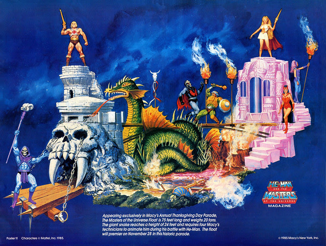 Masters Of The Universe - 6