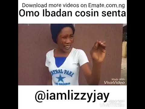 Download Comedy Video: LizzyJay - Omo Ibadan Cosin Senta Part 5 (Coaching Center Part 5) - SO Hilarious!!!