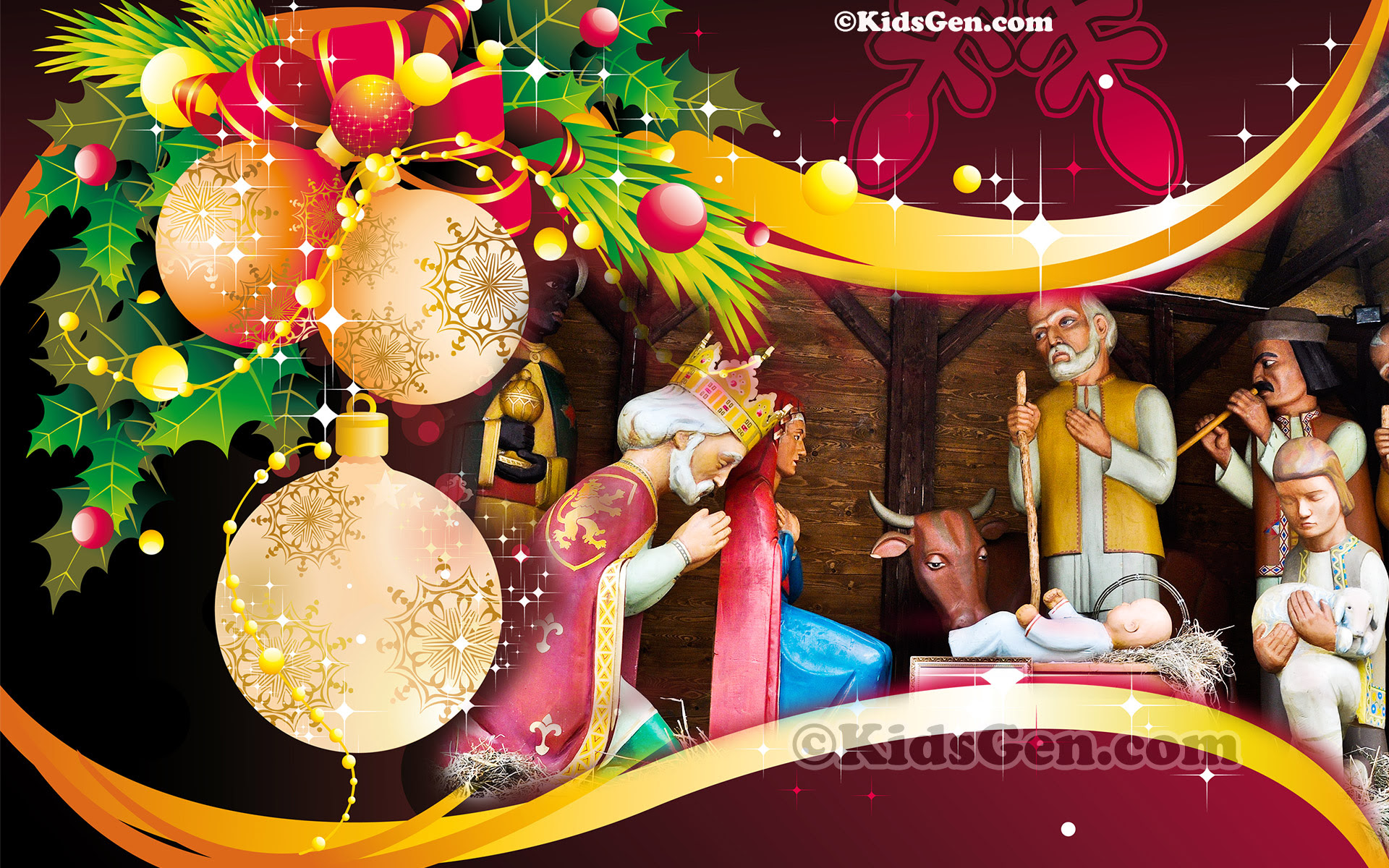 100 Epic Best Merry Christmas Images With Baby Jesus Hd