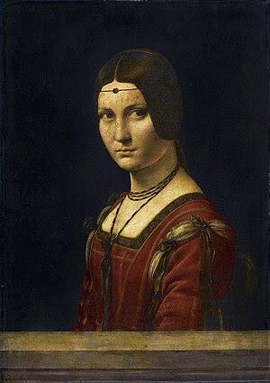 Leonardo da Vinci (attrib)- la Belle Ferroniere.jpg