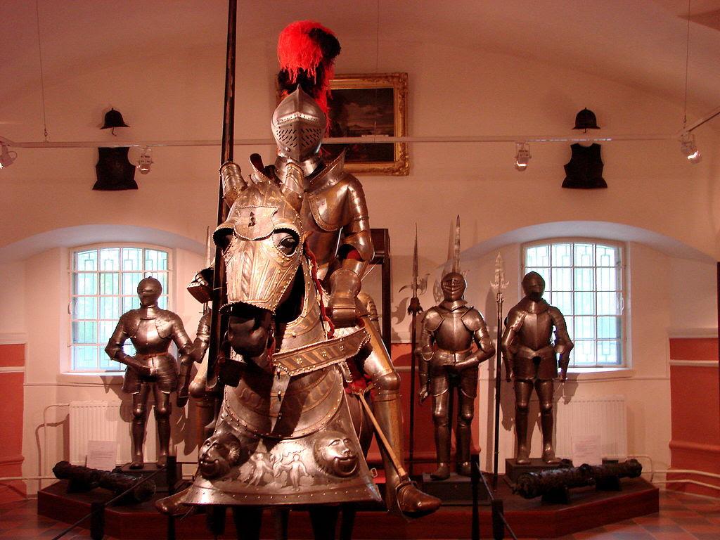 Artillery Museum - St. Petersburg - Russia 01.JPG