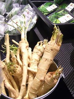 Fresh Horseradish - Colonial Fresh Markets - C...