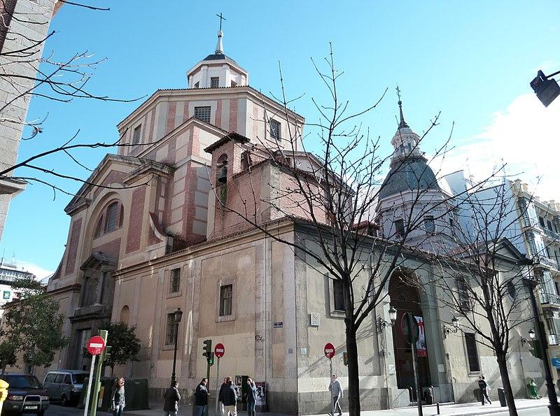 Archivo:Iglesia de San Sebastián (Madrid) 01.jpg