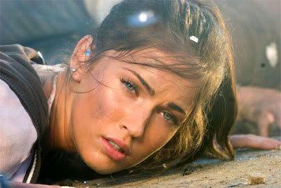 Megan Fox as Mikaela.