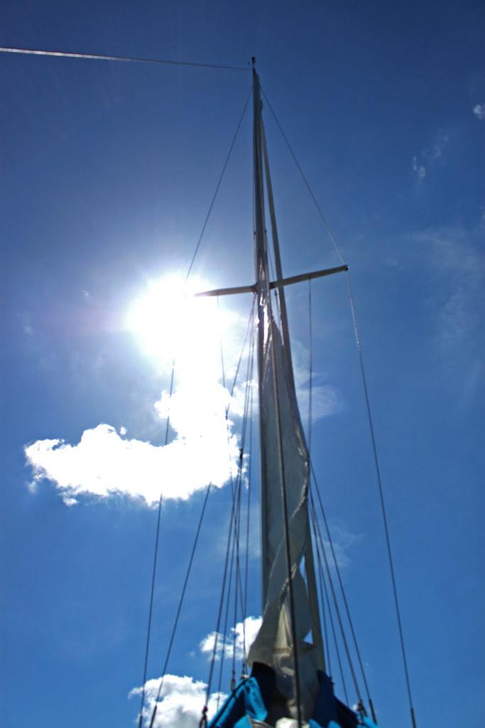 Día perfecto para navegar