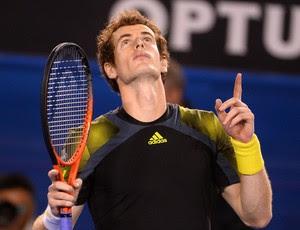 tênis andy murray aberto da austrália (Foto: AFP)