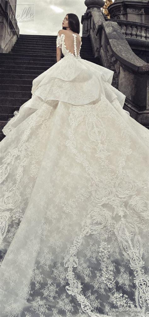 Julia Kontogruni Wedding Dress Collection 2018   Belle The
