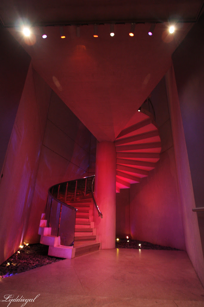 Warhol Spiral Staircase