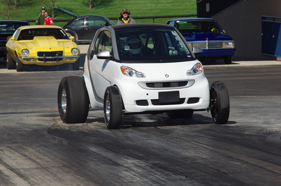 Racing Family Make History In Smart Car Series