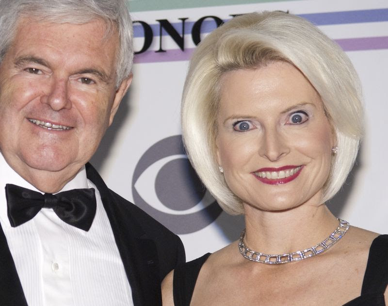 Newt Gingrich fundraising