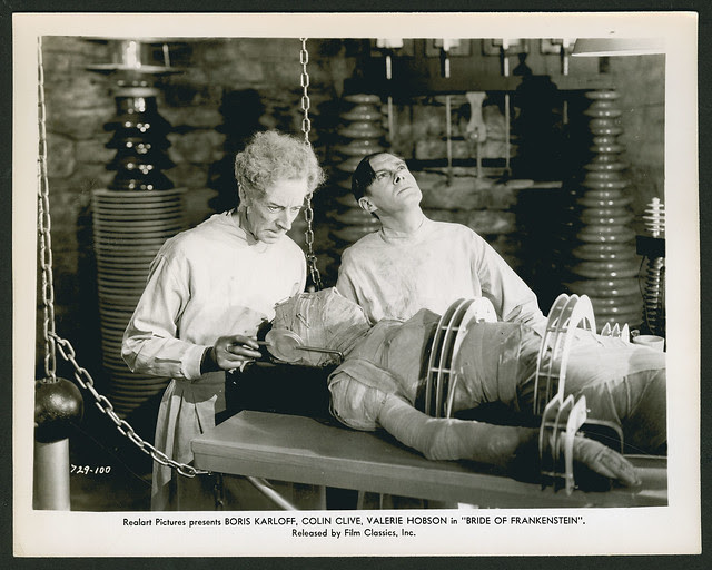 The Bride of Frankenstein (Universal, 1935) 31