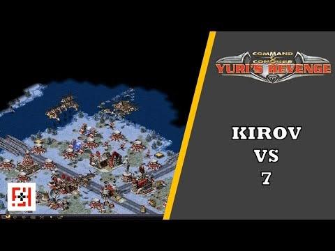 Red Alert 2 - Kirov vs 7