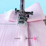 FIVE TIPS FOR SEWING CLEO