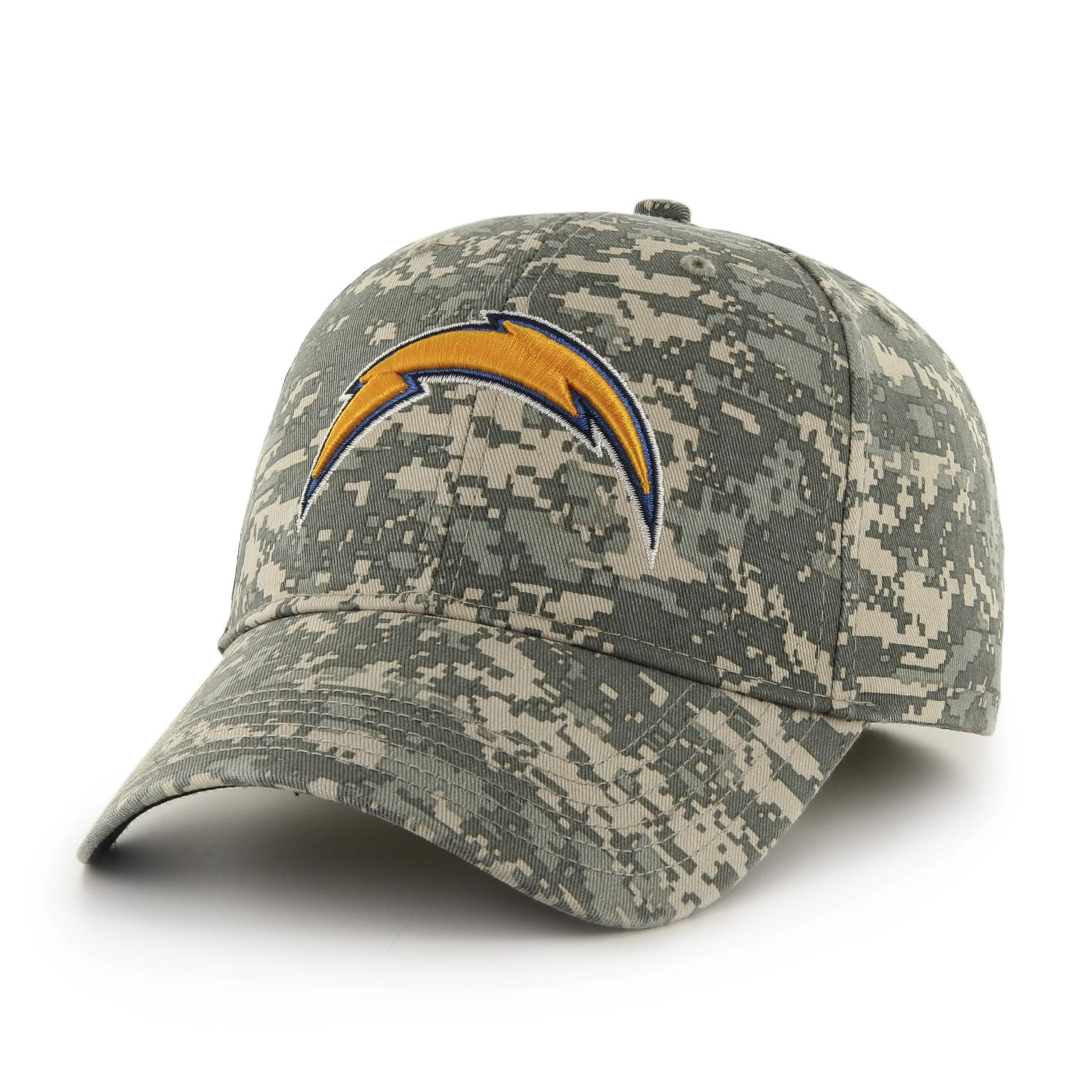NFL Mens Camo Baseball Hat  San Diego Chargers