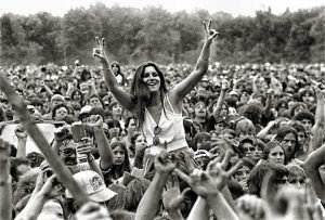 Fans of Woodstock may have a choice of two 50th Anniversary concerts to choose from. Or maybe not.