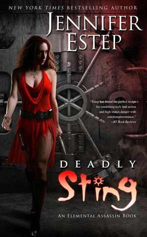 Deadly Sting (Elemental Assassin, #8)