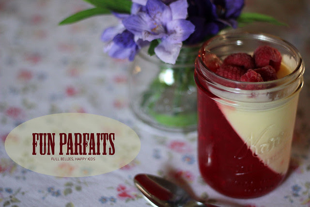 Fun Parfaits