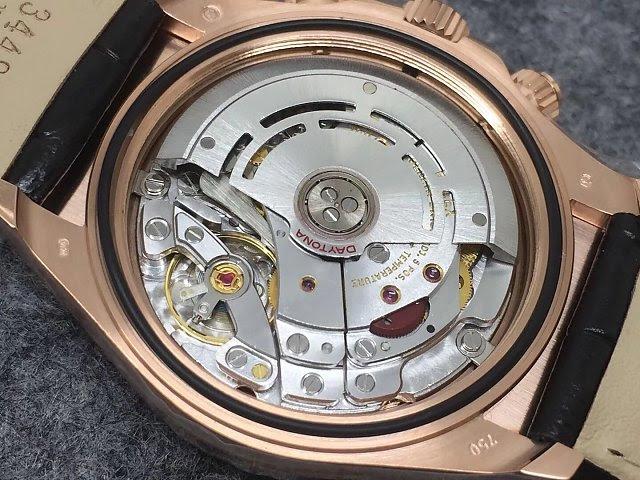 Replica Rolex Daytona 116515 with 4130